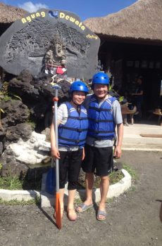 Bali Joe's Gallery, White Water Rafting Bali at Ayung River