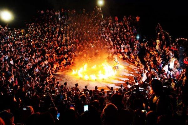 Ubud & Kecak Dance Tour