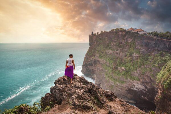 Nusa Dua Beach & Uluwatu Temple Tour, Uluwatu Bali Half Day Tour, Customize Your Bali Tour